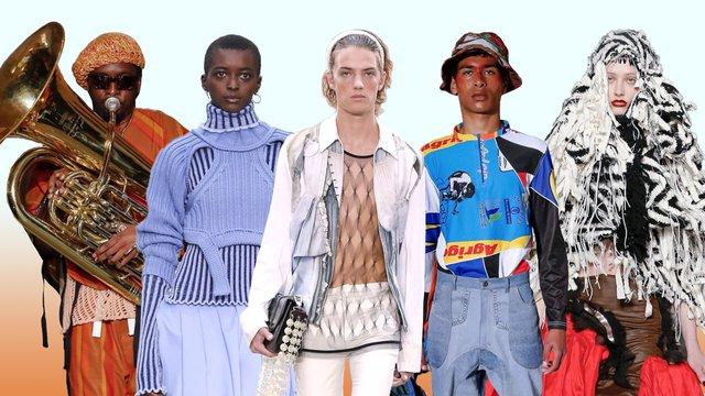 Fashion Designers Showstudio