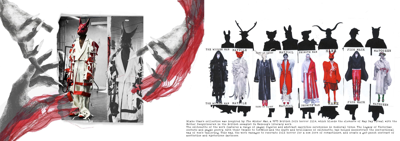 Fashion Design University Of Westminster Showstudio