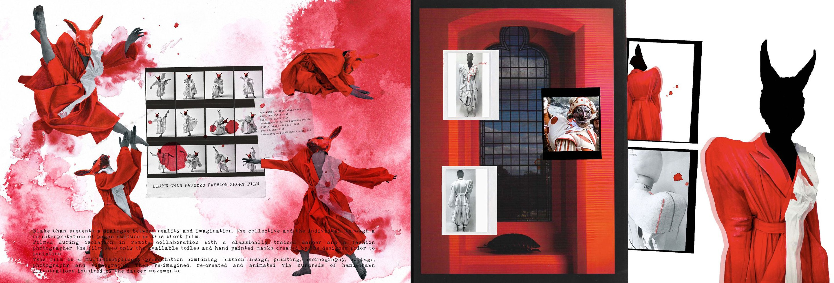 Fashion Design University Of Westminster Showstudio