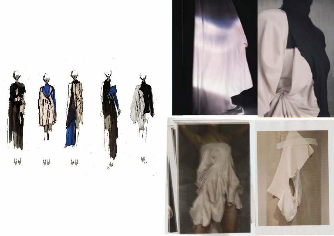 Fashion Design De Montfort University Showstudio