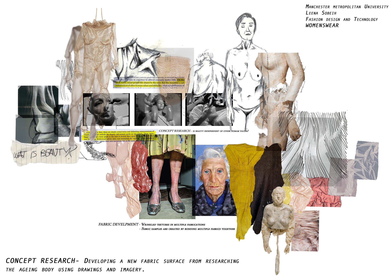 Fashion Design Manchester Metropolitan University Showstudio