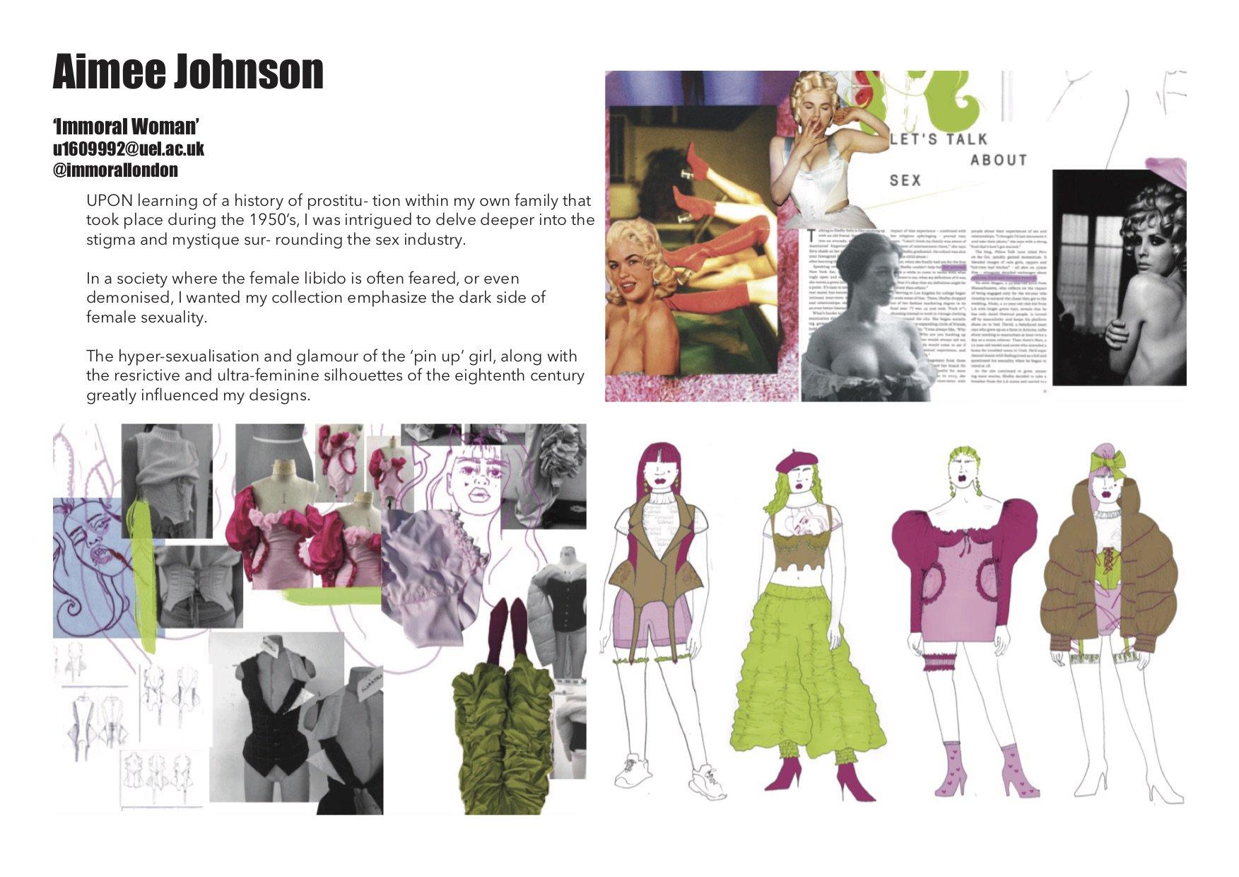 Fashion Design University Of East London Showstudio