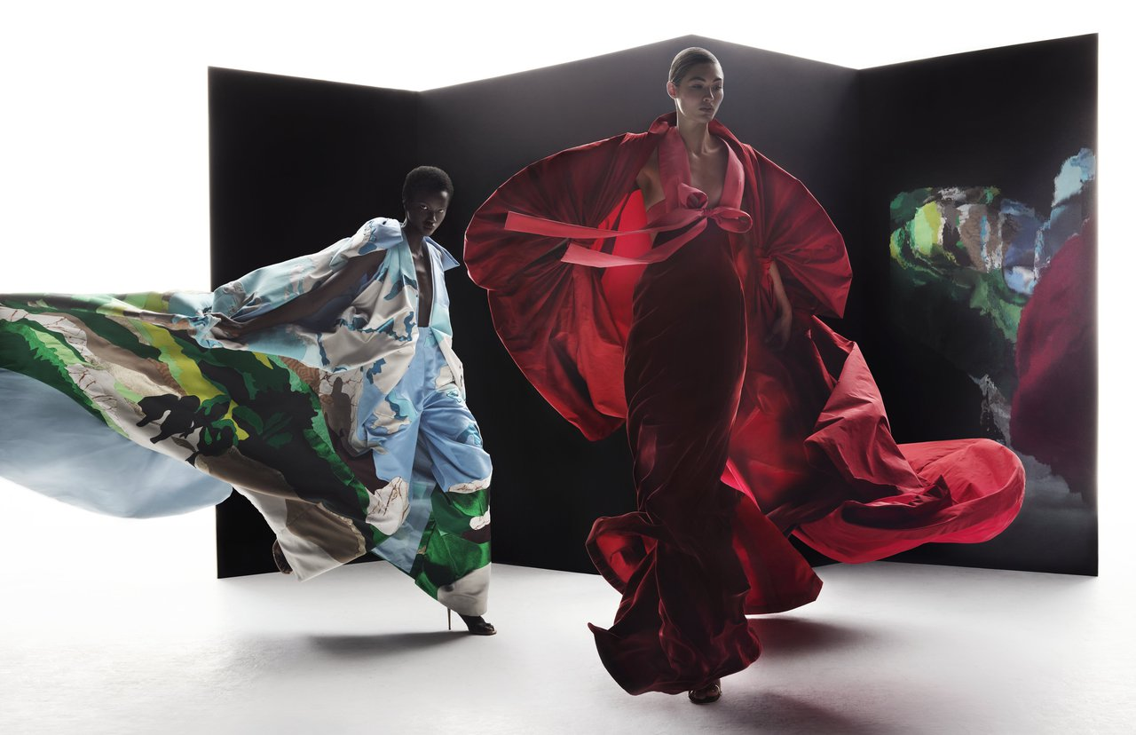 Nick Knight and Valentino To Unite on A Digital Haute Couture ...