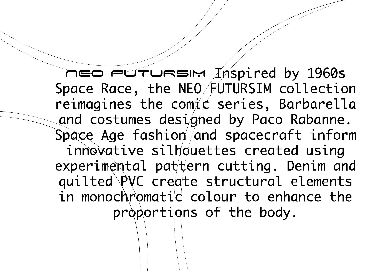 Fashion Design Anglia Ruskin University Showstudio