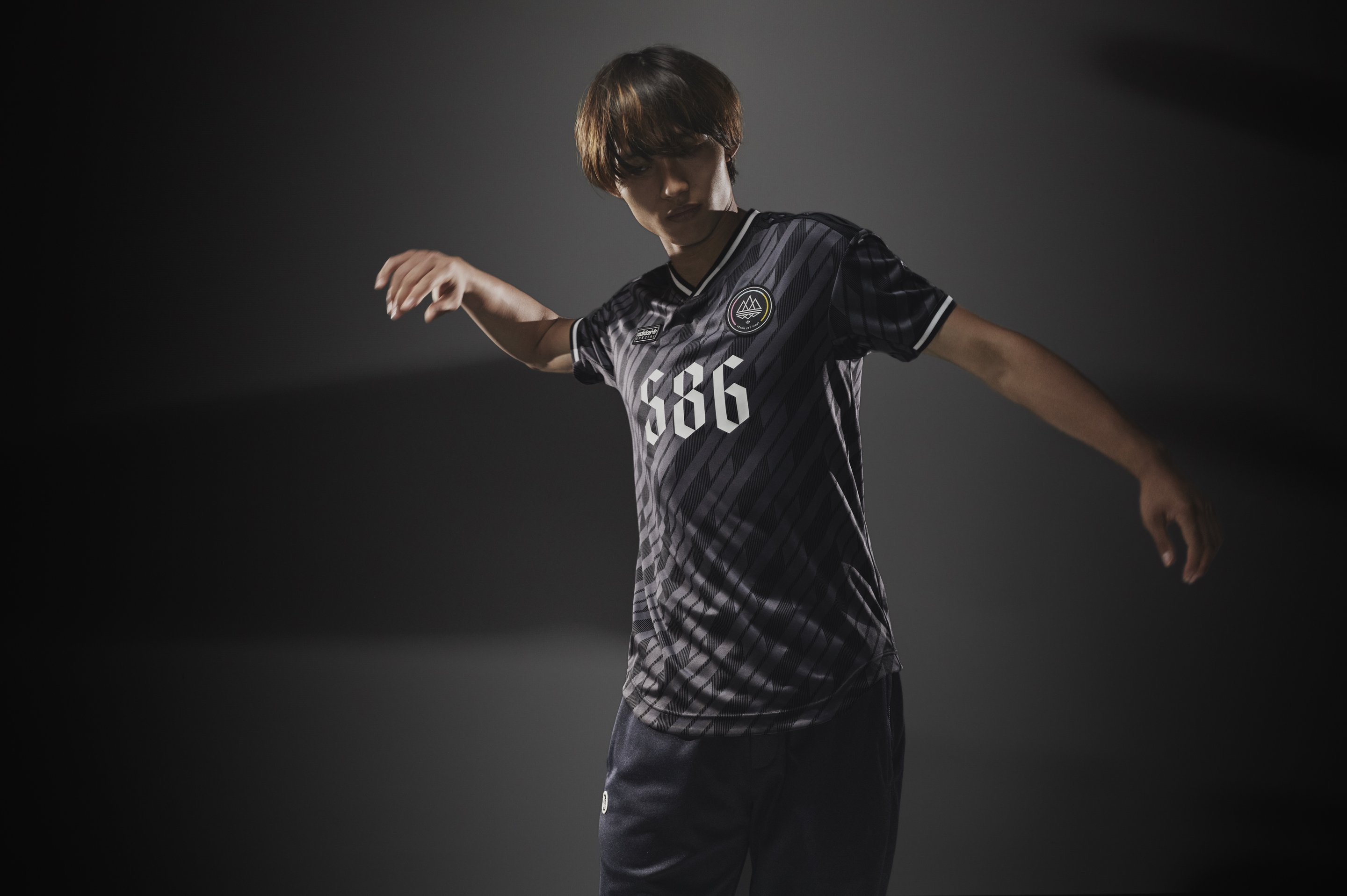 Dentro carpeta Mal  New Order Collaborate with adidas Spezial for A/W 20 | SHOWstudio