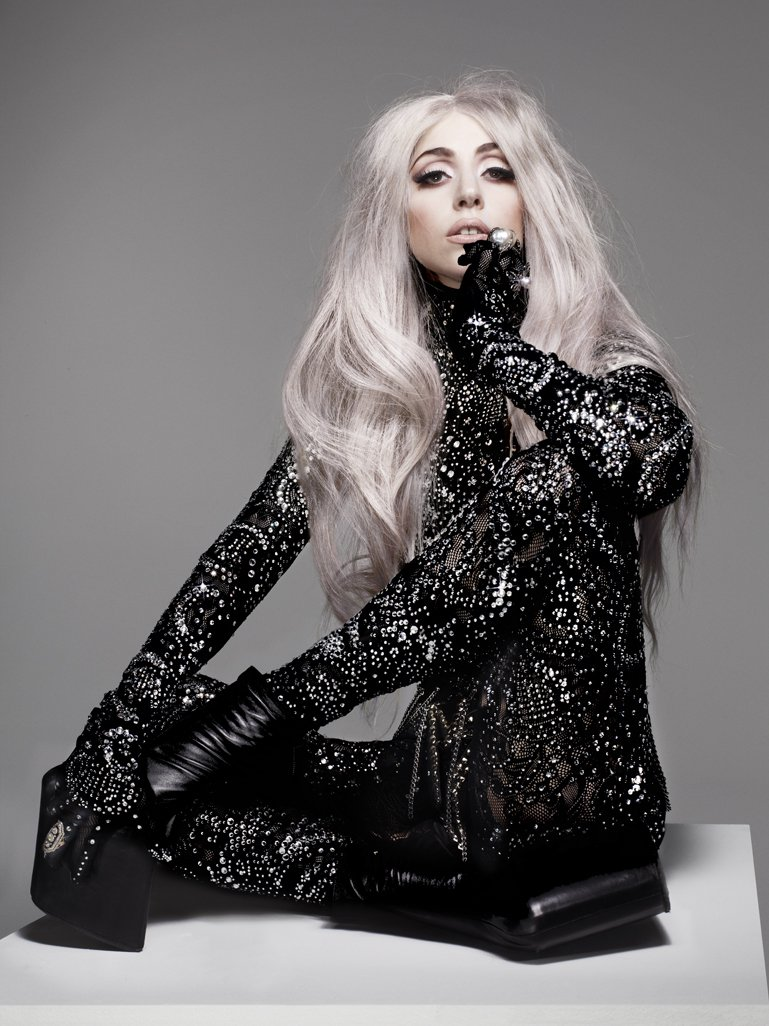 Editorial Gallery Lady Gaga For Vanity Fair Showstudio